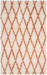 Safavieh Kenya Kny712b Ivory - Terracotta Area Rug