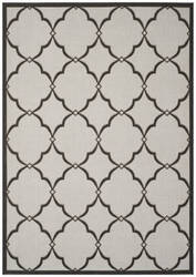 Safavieh Linden Lnd125a Light Grey - Charcoal Area Rug