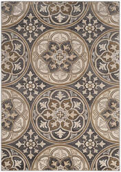 Safavieh Lyndhurst Lnh341b Light Grey - Beige Area Rug