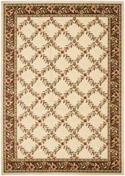 Safavieh Lyndhurst Lnh557 Ivory / Brown Area Rug