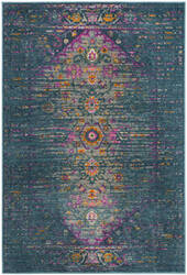 Safavieh Madison Mad122c Blue - Fuchsia Area Rug
