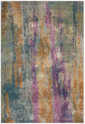 Safavieh Madison Mad123c Blue - Fuchsia Area Rug