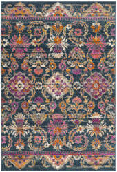 Safavieh Madison Mad130c Blue - Fuchsia Area Rug