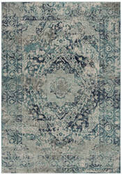 Safavieh Madison Mad152m Ivory - Blue Area Rug