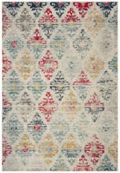 Safavieh Madison Mad304m Ivory - Blue Area Rug