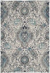 Safavieh Madison Mad600c Cream - Light Grey Area Rug