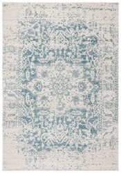 Safavieh Madison Mad603k Turquoise - Ivory Area Rug