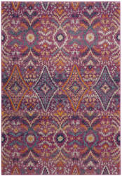 Safavieh Madison Mad610m Fuchsia - Multi Area Rug