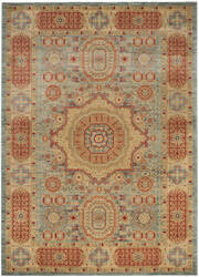 Safavieh Mahal Mah622c Navy - Red Area Rug
