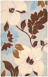 Safavieh Modern Art Mda616a Ivory / Multi Area Rug