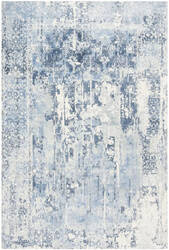 Safavieh Mirage Mir551b Ivory - Blue Area Rug
