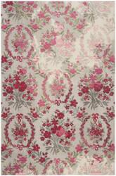 Safavieh Monaco Mnc205r Ivory - Pink Area Rug