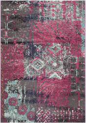 Safavieh Monaco Mnc210d Pink - Multi Area Rug