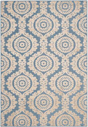 Safavieh Monroe Mnr158a Blue Area Rug
