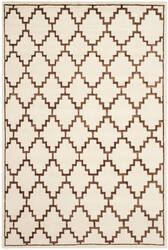 Safavieh Mosaic Mos160a Ivory / Brown Area Rug