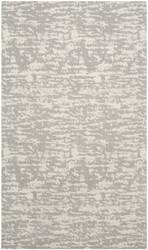 Safavieh Marbella Mrb631a Light Grey - Ivory Area Rug