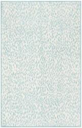 Safavieh Marbella Mrb657t Ivory - Turquoise Area Rug
