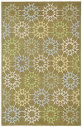 Safavieh Martha Stewart Msr1843f Pebble - Grey Area Rug