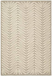 Martha Stewart By Safavieh Msr3612 Chevron Leaves A Area Rug