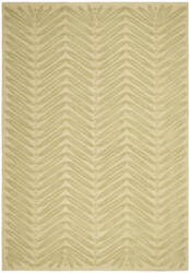 Martha Stewart By Safavieh Msr3612 Chevron Leaves B Area Rug