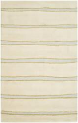 Martha Stewart By Safavieh Msr3617 Chalk Stripe A Area Rug