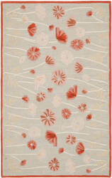 Martha Stewart By Safavieh Msr3627 Poppy Glossary B Area Rug