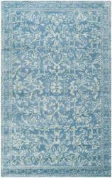 Safavieh Martha Stewart Msr3820b Blue - Ivory Area Rug