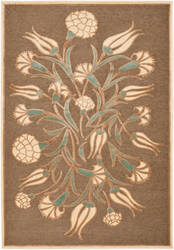 Safavieh Martha Stewart Msr4447a Brown Area Rug