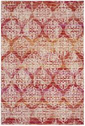 Safavieh Montage Mtg182p Pink - Multi Area Rug