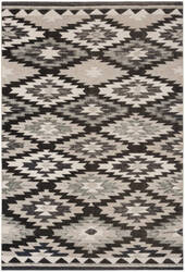 Safavieh Montage Mtg216h Grey - Black Area Rug