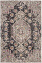 Safavieh Montage Mtg365z Black - Multi Area Rug