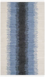 Safavieh Montauk Mtk710a Grey / Black Area Rug