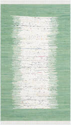 Safavieh Montauk Mtk711d Ivory / Sea Green Area Rug