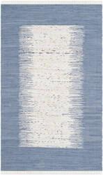 Safavieh Montauk Mtk711e Ivory / Dark Blue Area Rug