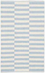 Safavieh Montauk Mtk715b Ivory - Light Blue Area Rug