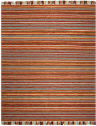 Safavieh Montauk Mtk901d Rust - Multi Area Rug