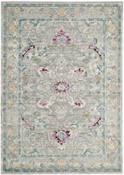 Safavieh Mystique Mys922r Grey - Multi Area Rug
