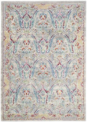 Safavieh Mystique Mys925l Grey - Light Blue Area Rug