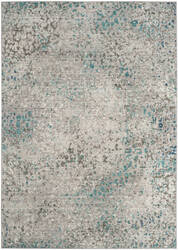 Safavieh Mystique Mys977l Grey - Light Blue Area Rug