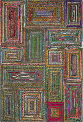 Safavieh Nantucket Nan609a Charcoal Area Rug