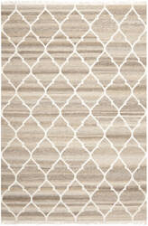 Safavieh Natural Kilim Nkm317a Light Grey / Ivory Area Rug
