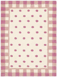 Safavieh Novelty Nov411a Ivory / Pink Area Rug