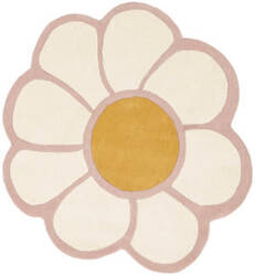 Safavieh Novelty Nov413a Ivory - Pink Area Rug