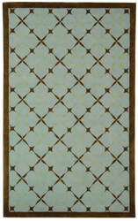 Safavieh Newport Npt421a Blue - Brown Area Rug