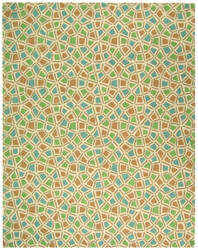 Safavieh Newport NPT426C Blue / Green Area Rug