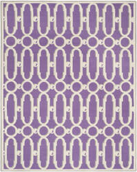 Safavieh Newport Npt434b Purple / White Area Rug