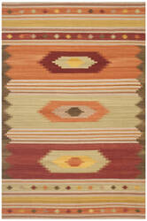 Safavieh Kilim NVK176A Brown / Multi Area Rug