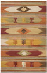 Safavieh Kilim NVK177A Red / Multi Area Rug