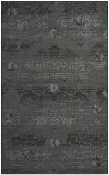 Safavieh Palazzo Pal129 Black - Grey Area Rug