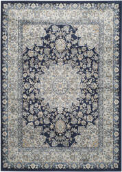 Safavieh Persian Garden Peg605t Navy - Light Blue Area Rug